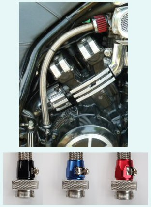 Engine Breather Kit